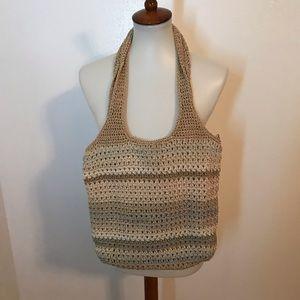 """The SAK"" Crocheted Purse"
